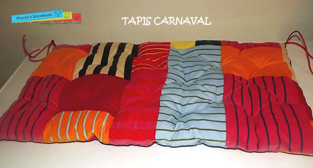 Coussin Top Confort Carnaval